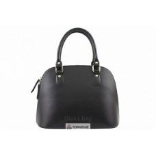 Женская кожаная сумка Megan (M8935) черная
