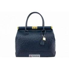Женская кожаная сумка GILDA ( M8835) синяя