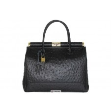 Женская кожаная сумка GILDA ( M8835) черная