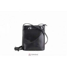 Женская кожаная сумка Dotty (TR964) черная