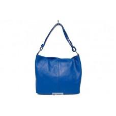 Женская кожаная сумка LORELLA (BS15207) синяя