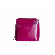 Женская кожаная сумка RAMONA (TR923) фуксия