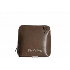 Женская кожаная сумка RAMONA (TR923) тауп