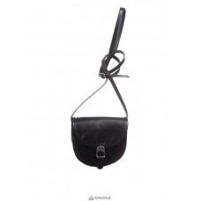 Женская кожаная сумка Anja (TR957) черная