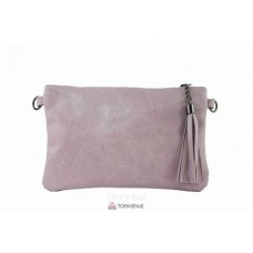 Женский кожаный клатч Kate (TR959) розовый