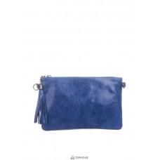 Женский кожаный клатч Kate (TR959) синий
