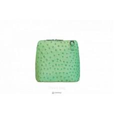 Женская кожаная сумка GRETA ( P2279) зеленая