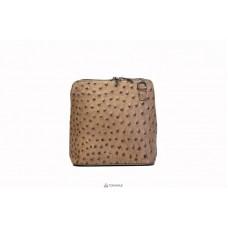 Женская кожаная сумка GRETA ( P2279) тауп