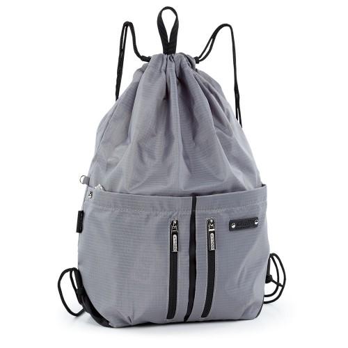 Рюкзак Dolly 842 сірий