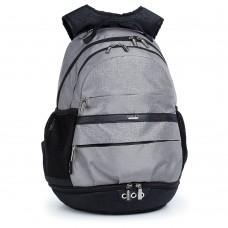 Рюкзак Dolly 383 серо-черный