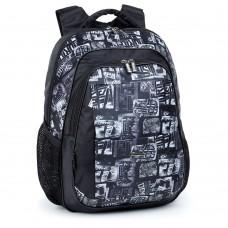 Ранец Dolly 526 черный