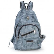 Рюкзак 347 Dolly синий