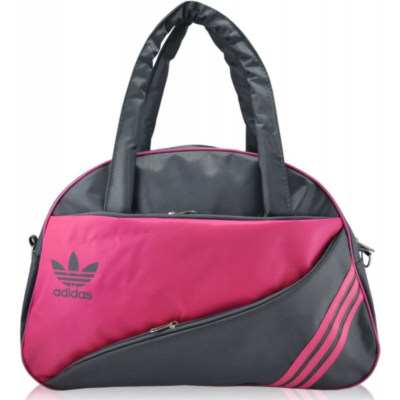 dfcc642013b3 Спортивная сумка Adidas Diagonal серая с малиновым купить в Киеве ...
