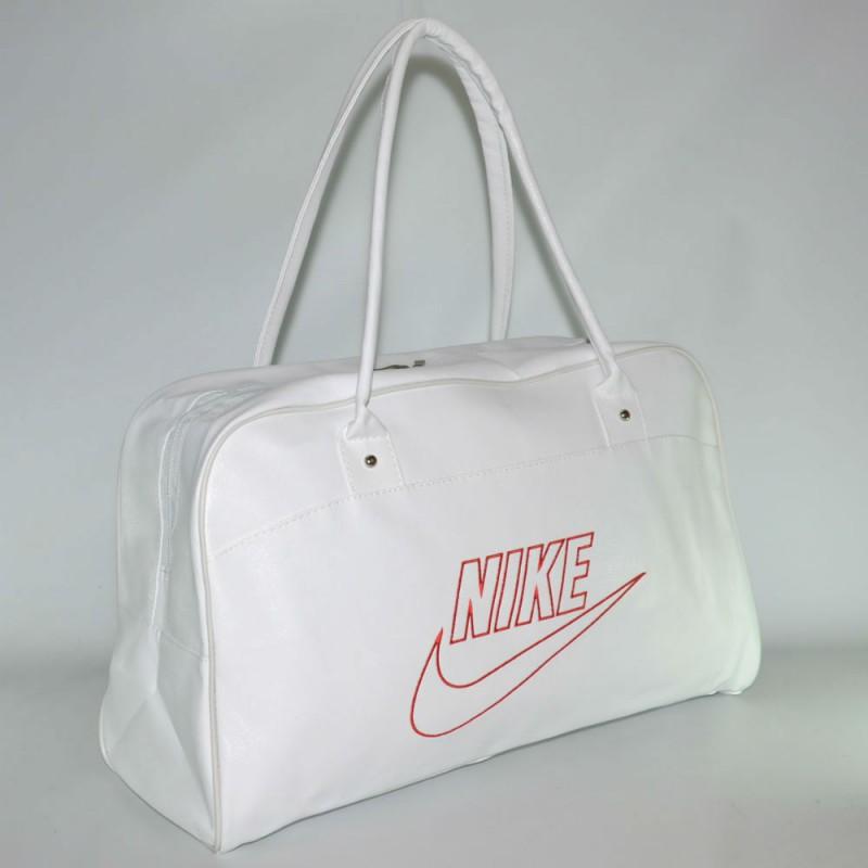 Спортивна сумка Nike New біла Спортивна сумка Nike New біла ... 96ae94fc1e75a