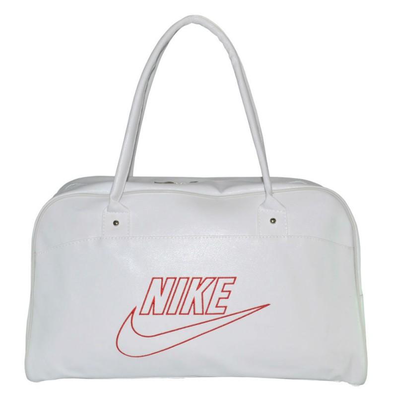 Спортивна сумка Nike New біла купити в Києві недорого  b8773a397a0d9