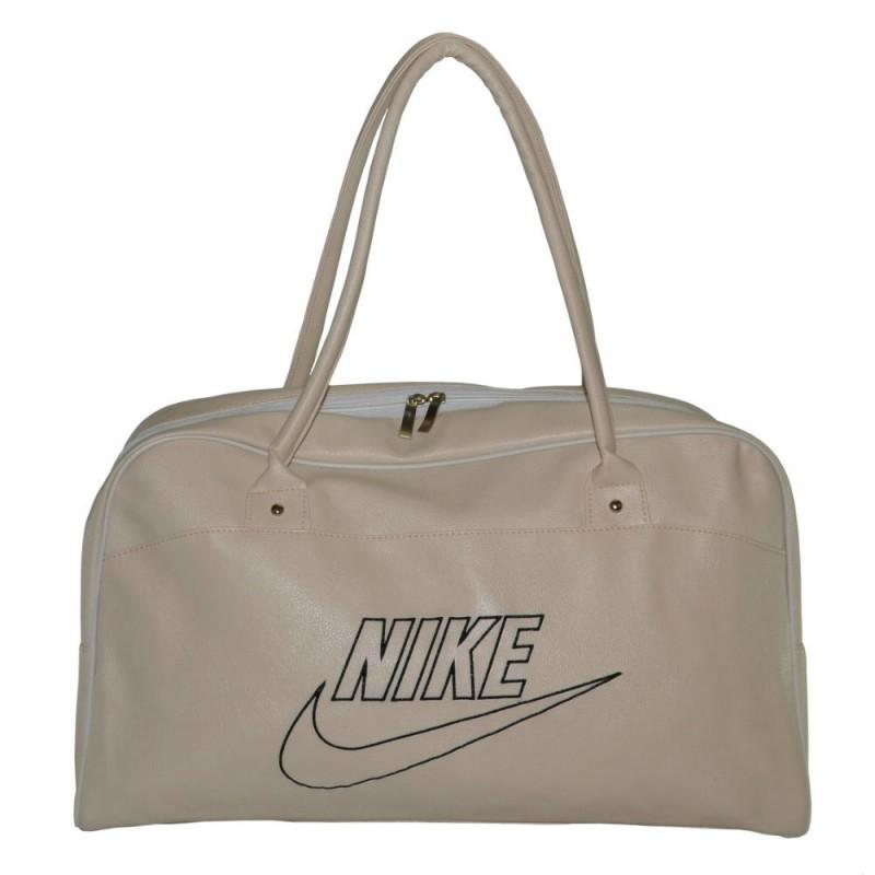 9b7805d5cda8 Спортивная сумка Nike New бежевая купить в Киеве недорого   Интернет ...