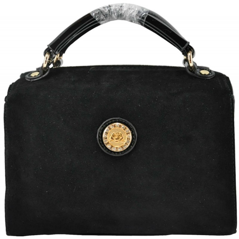 9b299aa809b9 Женская сумка 68-28 черная купить в Киеве недорого | Интернет ...