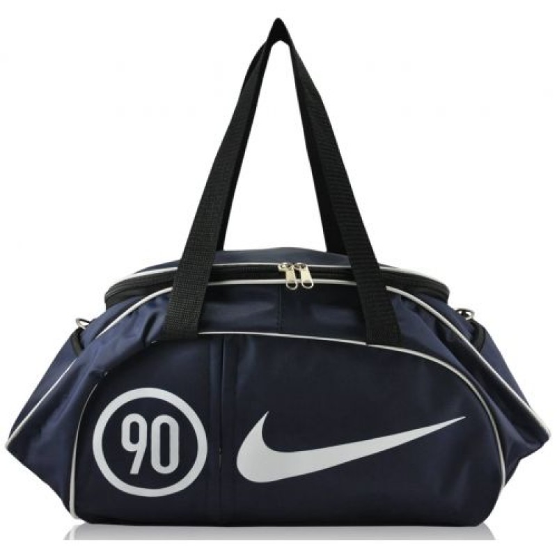 1fc33ae941ad Спортивная сумка Nike Sekskant синий с белым купить в Киеве недорого ...