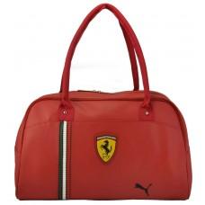 Спортивна сумка Puma Ferrari New червона