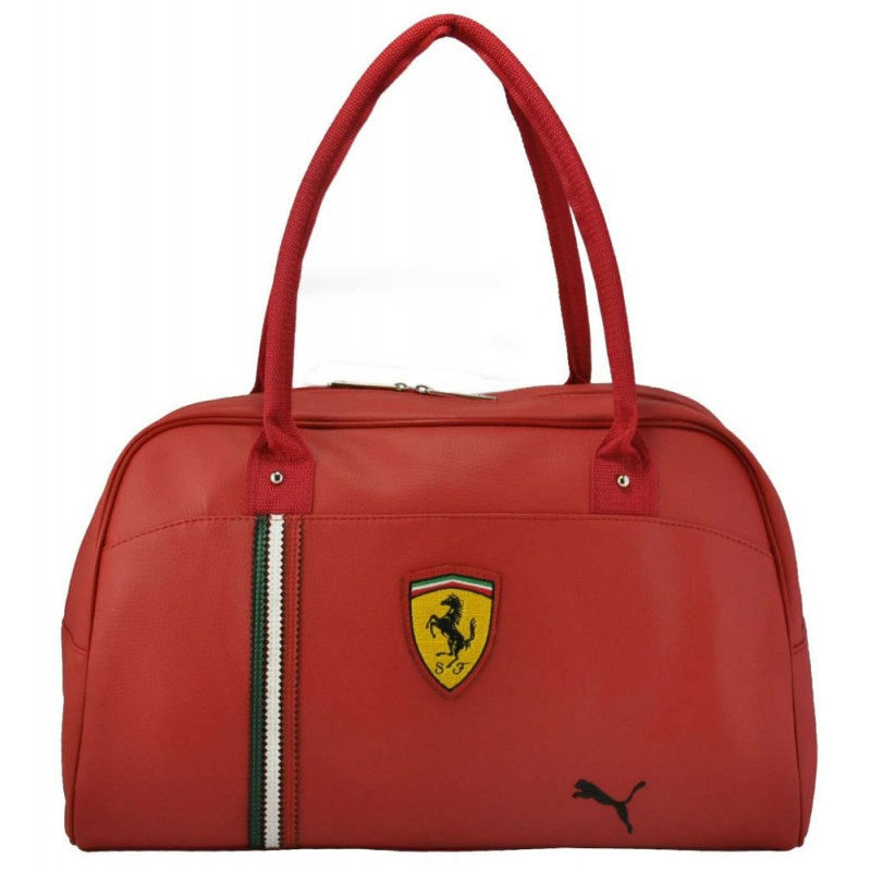 e7721eb7dd3b Спортивная сумка Puma Ferrari New красная купить в Киеве недорого ...