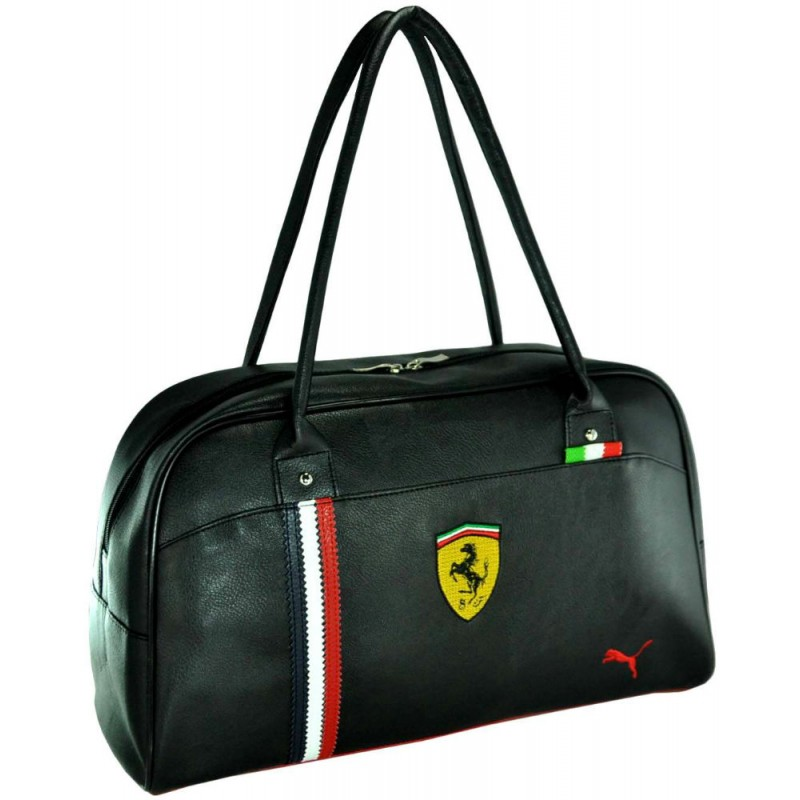 a377a39294c9 Спортивная сумка Puma Ferrari New черная Спортивная сумка Puma Ferrari New  черная ...