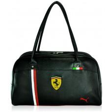 Спортивна сумка Puma Ferrari New чорна