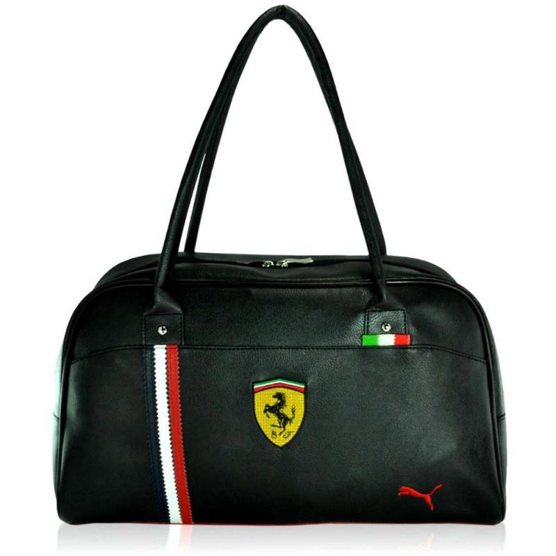 b6651f489e3d Спортивная сумка Puma Ferrari New черная купить в Киеве недорого ...