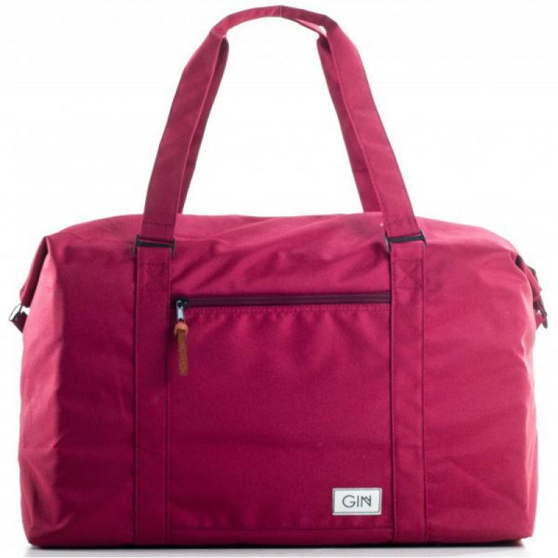 6197ba73e9a5 Дорожная сумка GIN XL (trblv) бордовая — купить в интернет-магазине ...