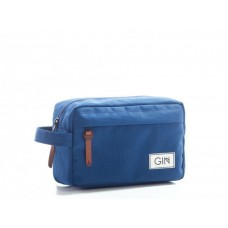 Travel case GIN L (trcln) синий неви