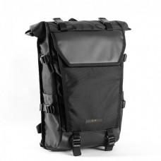 Рюкзак GIN Авиатор со стяжками черный