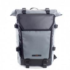 Рюкзак GIN Авиатор со стяжками серый