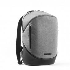 Рюкзак GIN SNAP SPACE меланж светло-серый