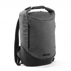 Рюкзак GIN SNAP ZEN меланж темно-серый