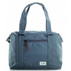 Дорожная сумка GIN M (trbsgr) серая