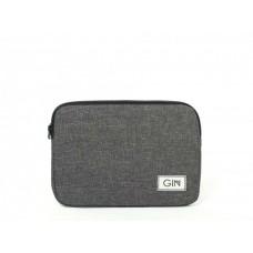 Чехол для планшета GIN L cotton темно-серый