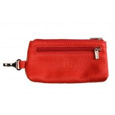 Ключница Grande Pelle Borsetta 401760 красная
