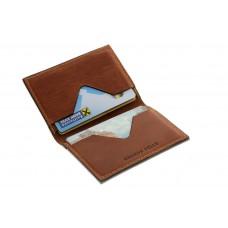 Кард-кейс Grande Pelle CardCase cartolina 303123 терракот