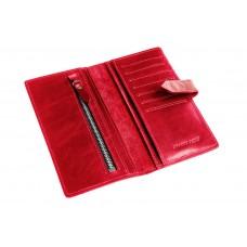 Портмоне Grande Pelle 524660 червоне