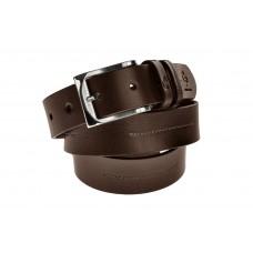 Кожаный ремень Grande Pelle 31101120033 шоколад