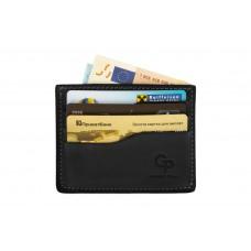 Кард-кейс Grande Pelle CardCase 305110 черный