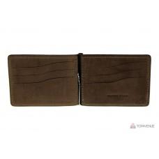 Зажим Onda 105120 шоколад матовый
