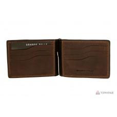 Зажим Onda 10511020 чёрный с шоколадом матовый