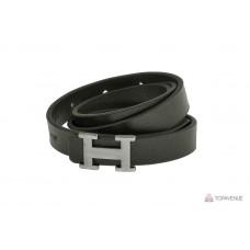Ремень женский Grande Pelle Hermes 230599900 черный