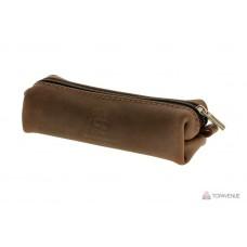 Ключница Grande Pelle 402120 шоколад матовая