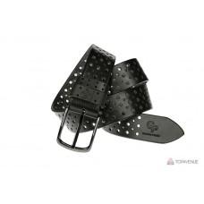 Кожаный ремень Grande Pelle Classico 430512308 черный