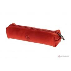 Ключница Grande Pelle 403160 красный матовая