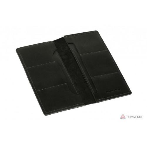 Портмоне Grande Pelle 502110 черное