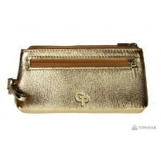 Ключница Grande Pelle Borsetta 401701 золото флотар