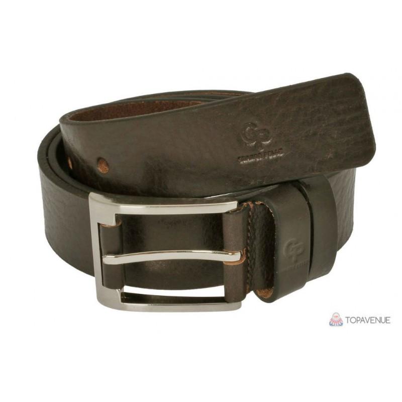 Шкіряний ремінь Grande Pelle Rullo 511107001 шоколад від виробника ... 52790ccd1d92e