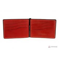 Зажим Onda 10511060 чёрный с красным матовый